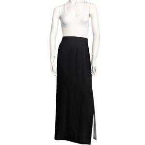 Holt Renfrew maxi skirt
